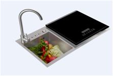 旷能洗碗机WQP-W01(带、不带微波)